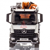 CIFA K45H Truck Mounted Concrete Pump On Mercedes Benz Arocs 8x4