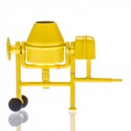 Concrete Mixer Accessory Yellow