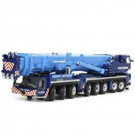 Libherr  LTM1500 Mobile Crane Ocean Traders