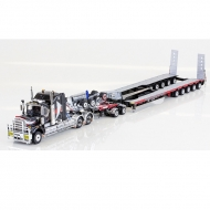 Kenworth C509 And 5x8 Swingwing With 2x8 Dolly NHH